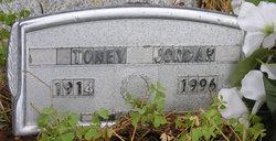 Antonia Florence Toney <i>Janak</i> Jordan