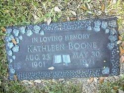 Kathleen <i>Hansel</i> Boone