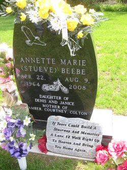 Annette Marie <i>Stueve</i> Beebe