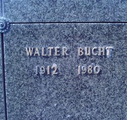 Walter Bucht