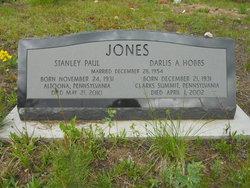 Stan Paul Jones