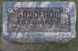 George E Goodenow