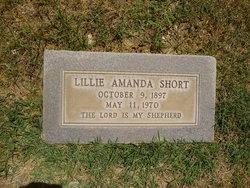 Lillie Amanda <i>Fuallinger</i> Short