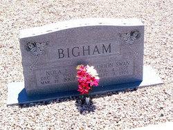 Nola E. <i>Stanbro</i> Bigham