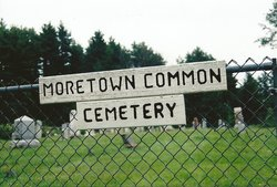 Moretown Common Cemetery