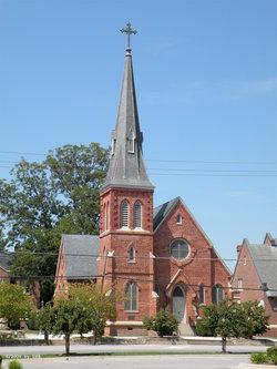Church of the Holy Innocents Columbarium