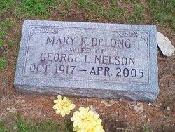 Mary K. <i>DeLong</i> Raguse