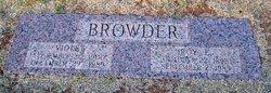 Roy E. Browder
