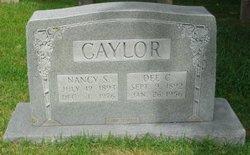 Nancy Susan <i>Patty</i> Caylor