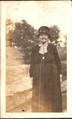 Margaret <i>Redwine</i> Allen