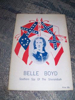 Belle Boyd