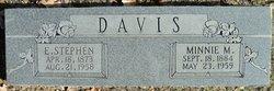 Elijah Stephen Davis