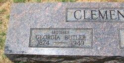 Georgia <i>Butler</i> Clement