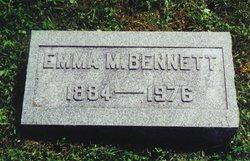 Emma <i>Brubaker</i> Bennett