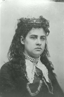 Annie Eliza <i>Brodbeck</i> Clauser