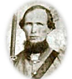 Pvt Isaac H. Hairgrove