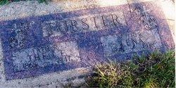 Lena <i>Hartung</i> Forster