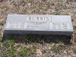 Maggie Mae Burris