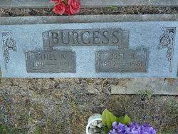 Nellie A Ethel <i>Osborn</i> Burgess