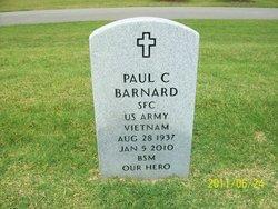 Paul Carutha Barnard