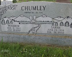Sarah June <i>Depew</i> Chumley