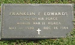 Franklin F. Edwards
