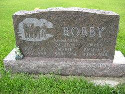 Emil Joseph Bobby, Sr