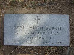 Cecil Hugh Burch