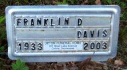 Franklin D. R. Davis