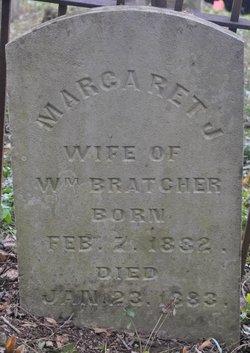 Margaret Jane <i>Young</i> Bratcher