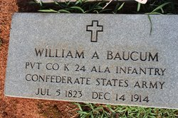 William Alexander Baucum