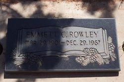 Emmett Clyde Rowley