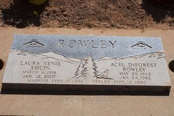 Acel DeForest Rowley
