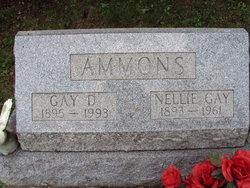 Nellie Gay <i>Tennant</i> Ammons
