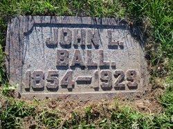 John Lemuel Ball