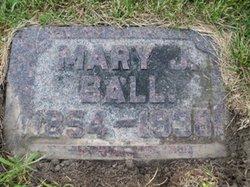 Mary Jane <i>Rodgers</i> Ball