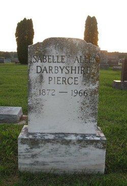 Isabelle Carson <i>Allen</i> Darbyshire Pierce