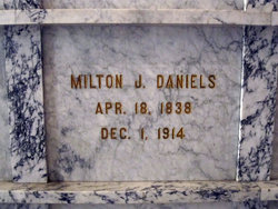 Milton John Daniels