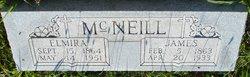 Almira Frances <i>Copher</i> McNeill