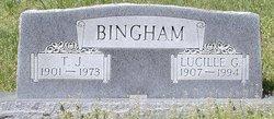 Lucille <i>G.</i> Bingham