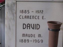 Clarence E. David