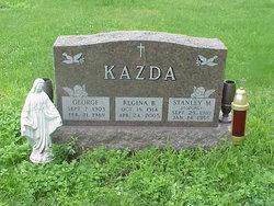 Regina B. Vergie <i>Bankowski</i> Kazda