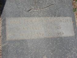 Mae Louise Maxwell