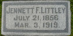 Jennette <i>Fullmer</i> Littley