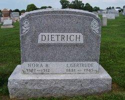 Nora Blanche Dietrich