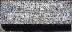 Wiley Isaac Allen