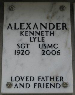 Kenneth Lyle Alexander