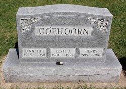 Elsie J <i>Hartman</i> Coehoorn