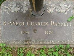 Kenneth Charles Barrett