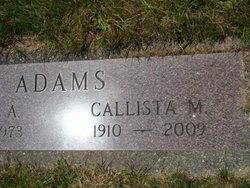 Callista Muree <i>Ball</i> Adams
